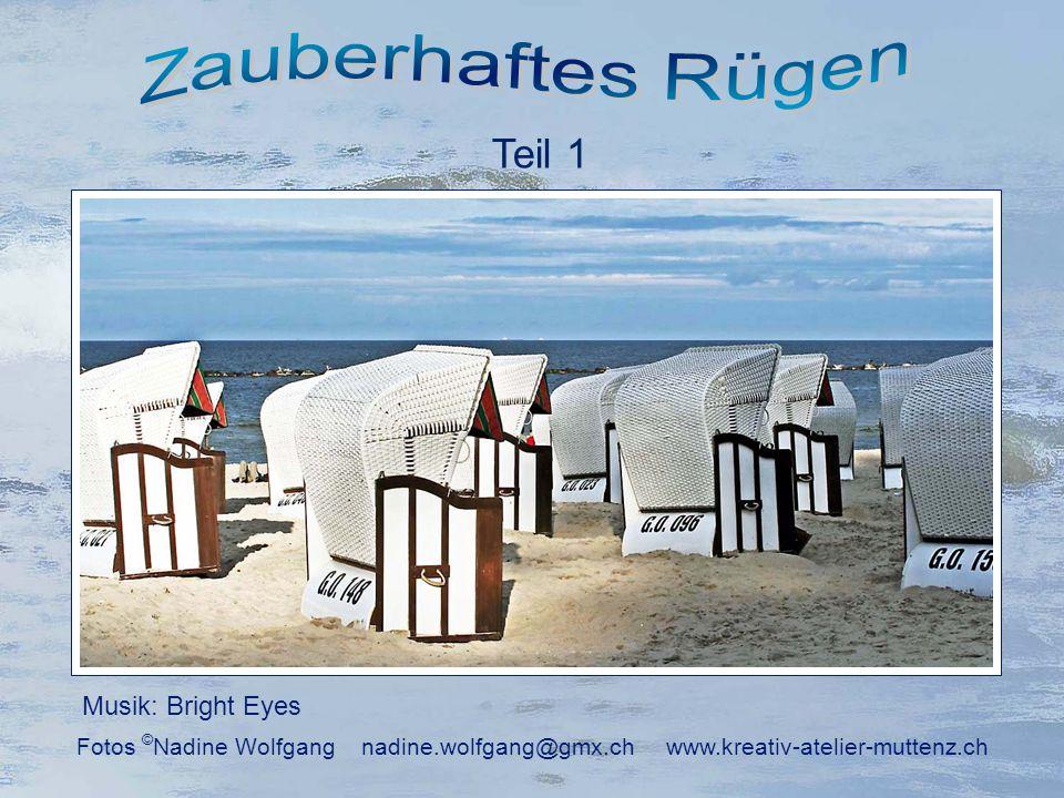 Fotos © Nadine Wolfgang nadine.wolfgang@gmx.ch www.kreativ-atelier-muttenz.ch Musik: Bright Eyes Teil 1
