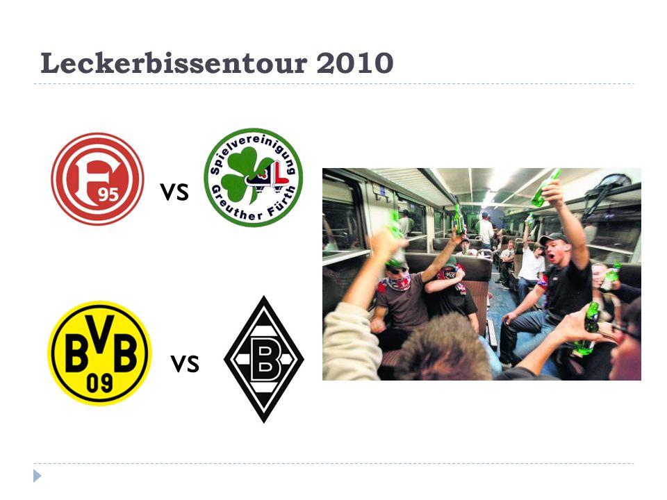 Leckerbissentour 2010 vs