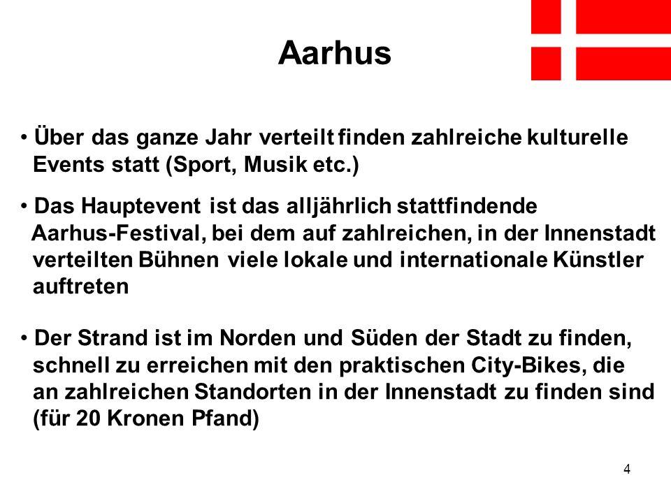 5 Aarhus School of Business ASB In Aarhus bekannt unter dem Namen Handelshøjskolen Von der Innenstadt bequem zu erreichen mit dem Bus (z.B.