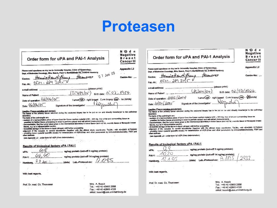 Proteasen