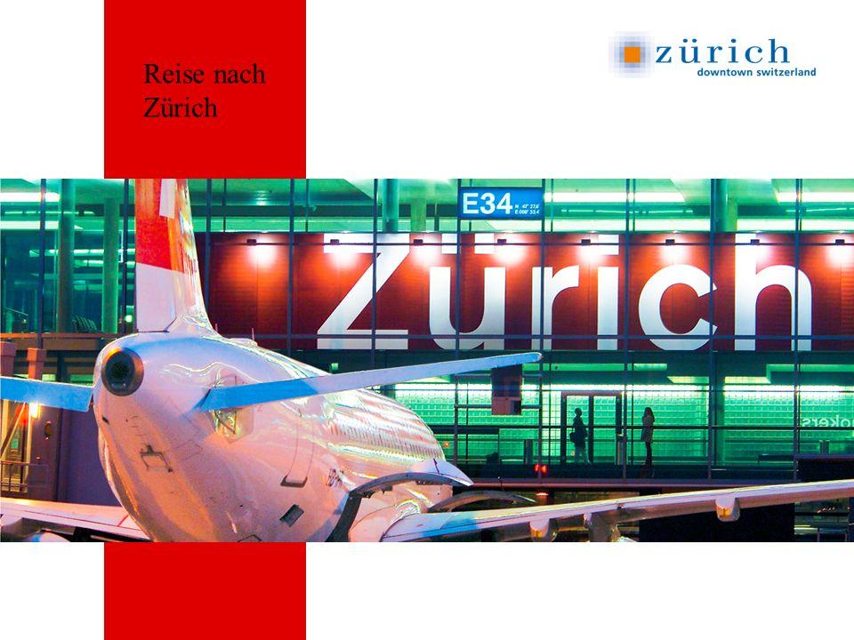 Reise nach Zürich