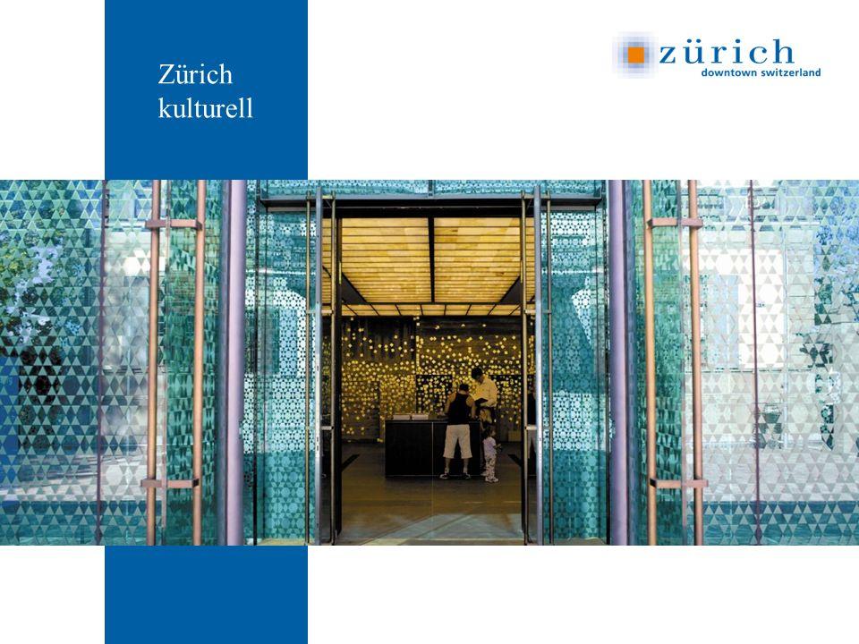 Zürich kulturell