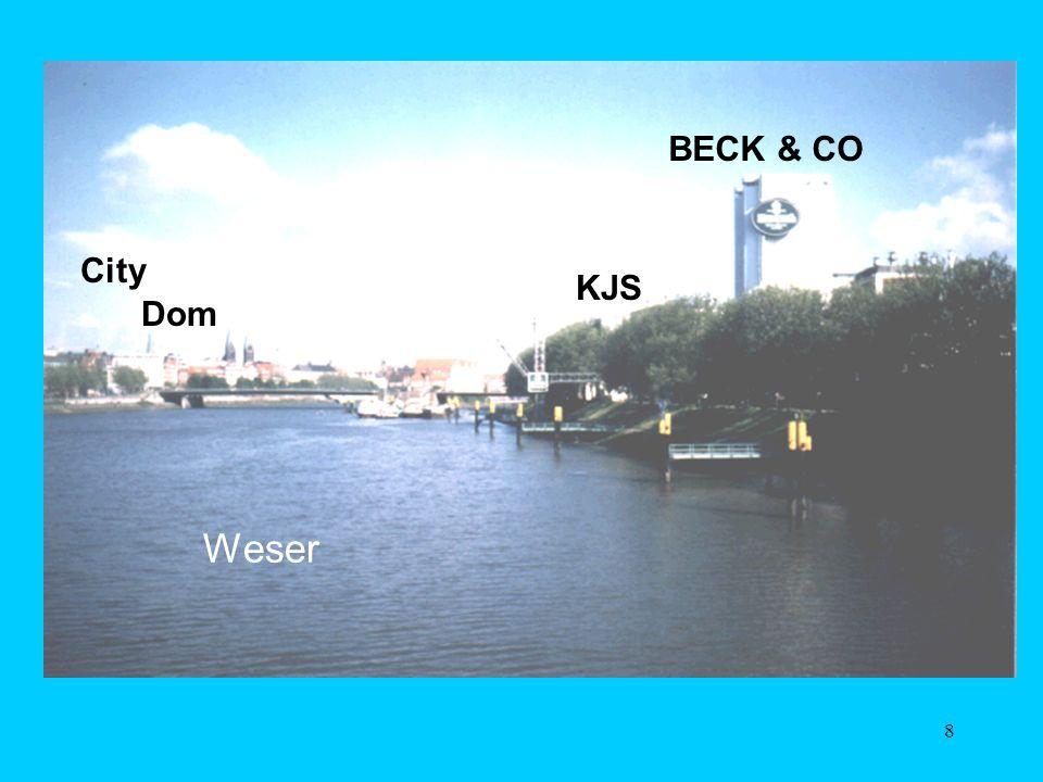 8 Weser Dom BECK & CO KJS City