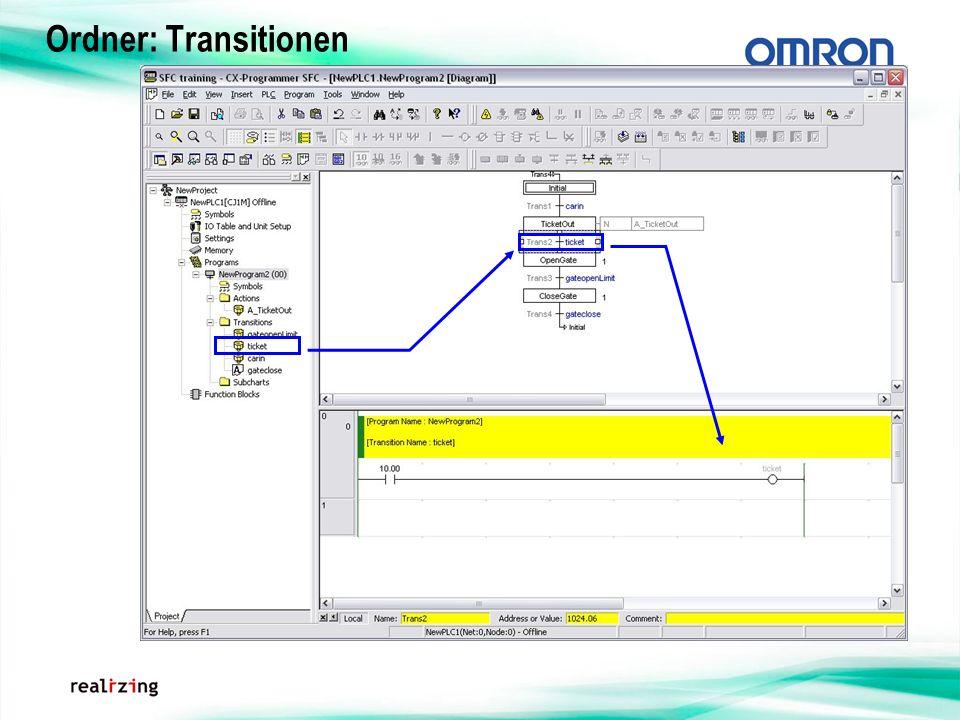 Ordner: Transitionen