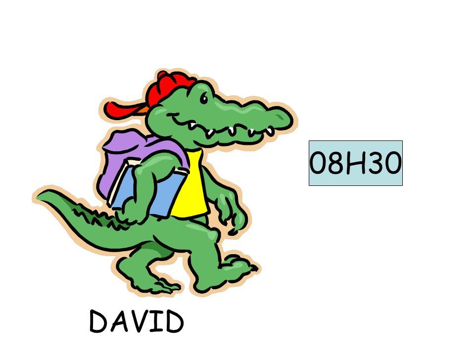 08H30 DAVID