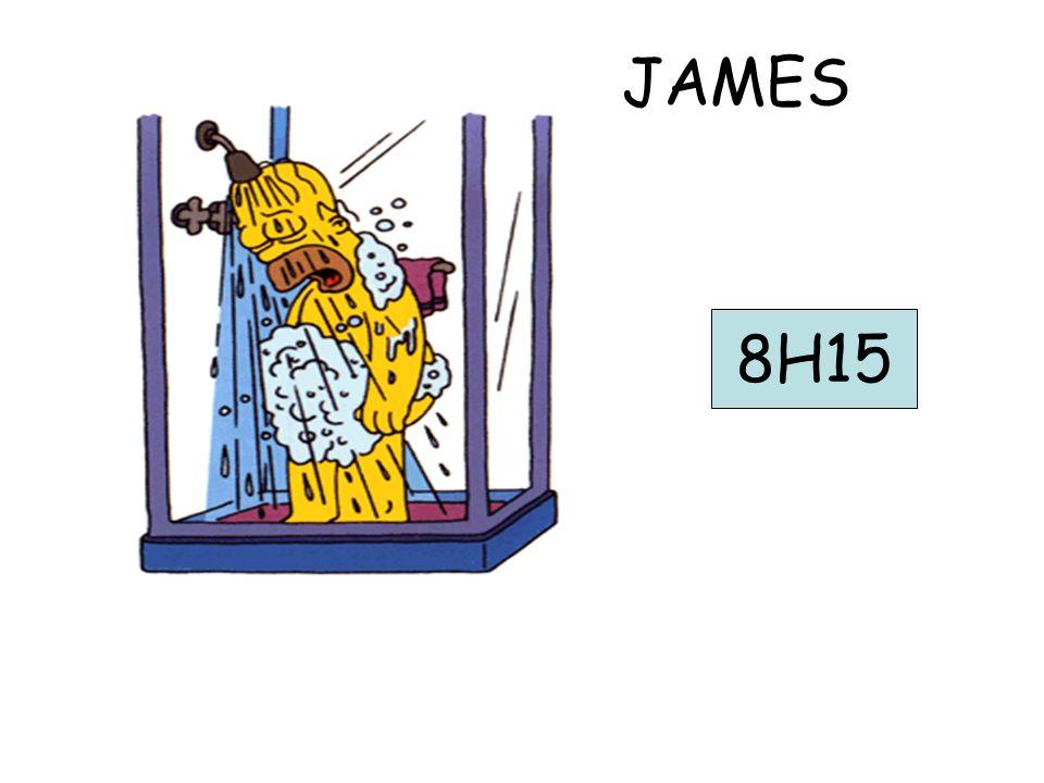 8H15 JAMES