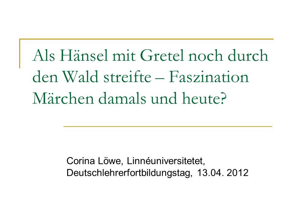 Bach, Elisabeth (2008): Märchen im DaF- Unterricht, Diplomarbeit http://othes.univie.ac.at/2263/1/2008-10- 16_0007712.pdf Feldmann, Christian (2009): Von Aschenputtel bis Rotkäppchen.