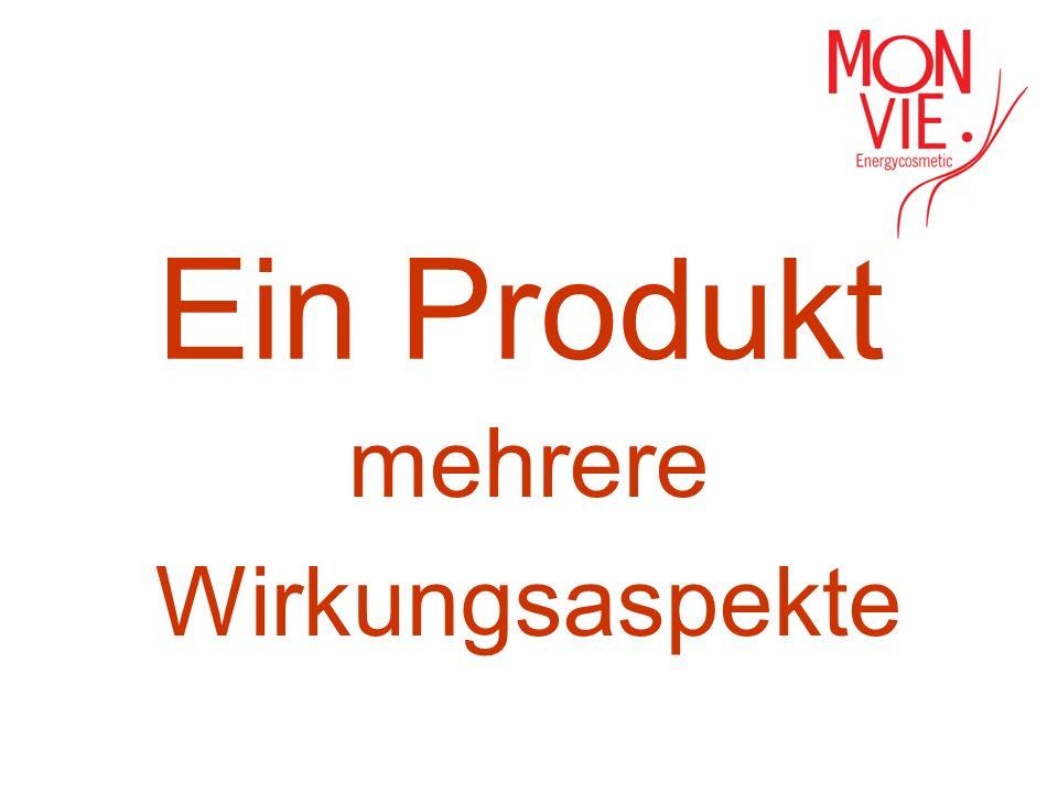 Ein Produkt mehrere Wirkungsaspekte