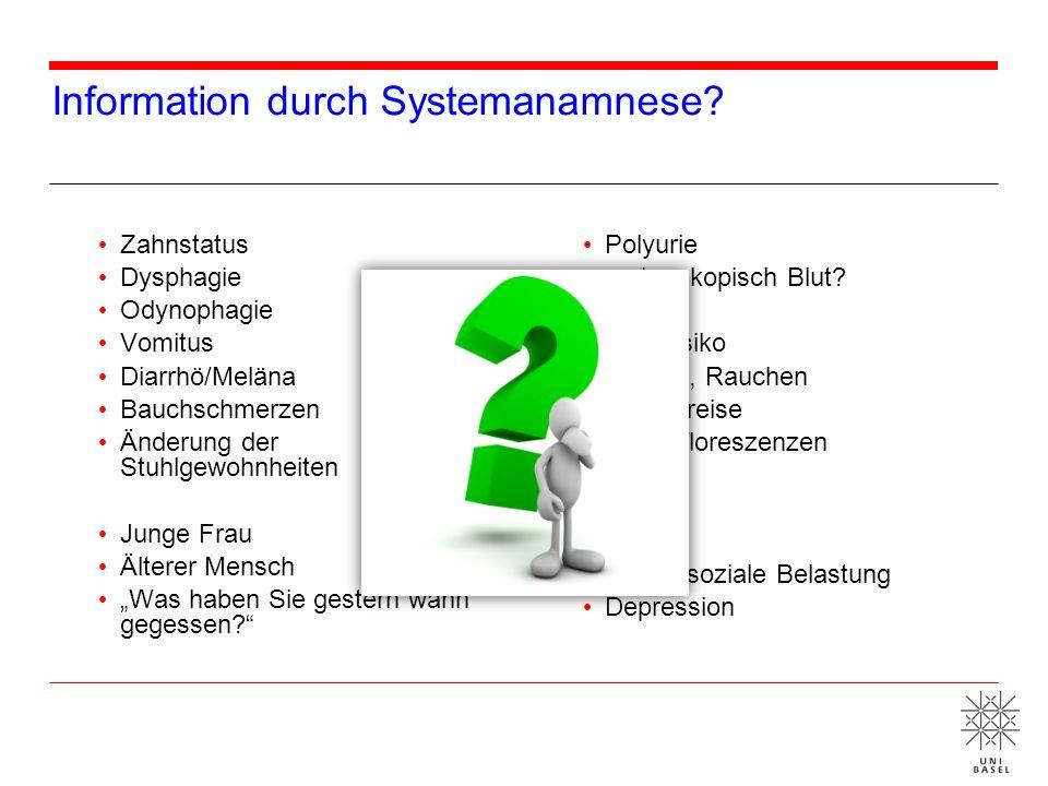 Malnutrition im Alter ist die grössere Bedrohung als Übergewicht Dey D.