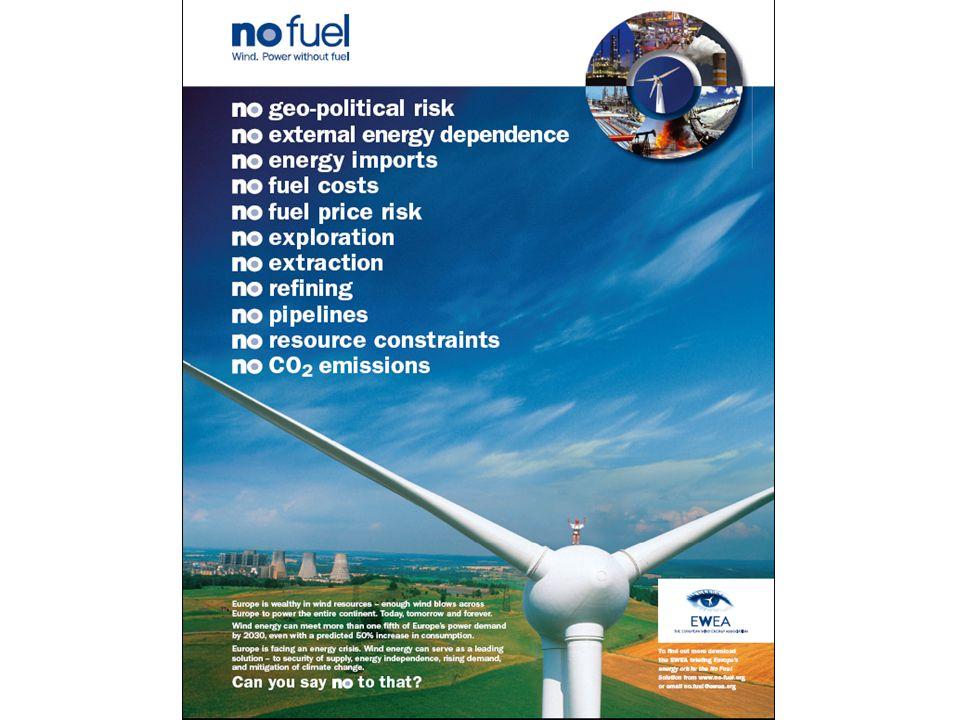Wind Energie in Korea Liste der Quellen der verwendeten Vorlagen DEWI Statistik 2006-Windenergienutzung in Deutschland, Jan.