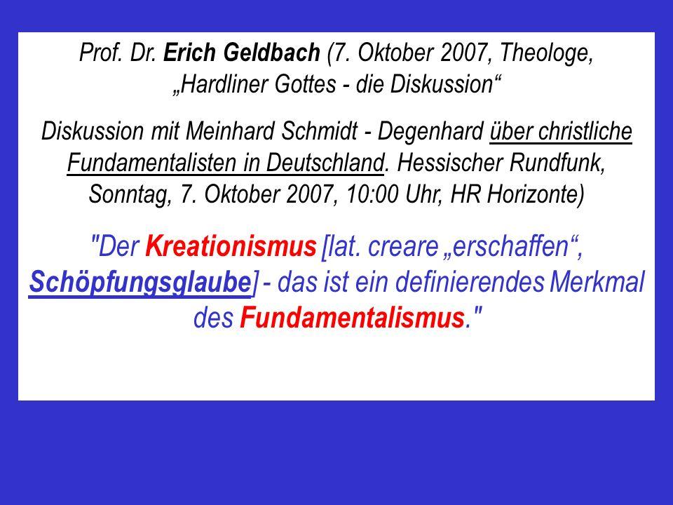 Dr. Richard Ziegert (2006, Theologe, Beauftragter für Weltanschauungsfragen der Evangelischen Kirche der Pfalz,