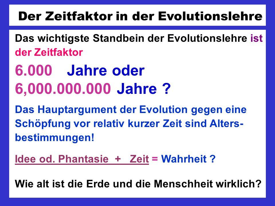 Das wichtigste Standbein der Evolution