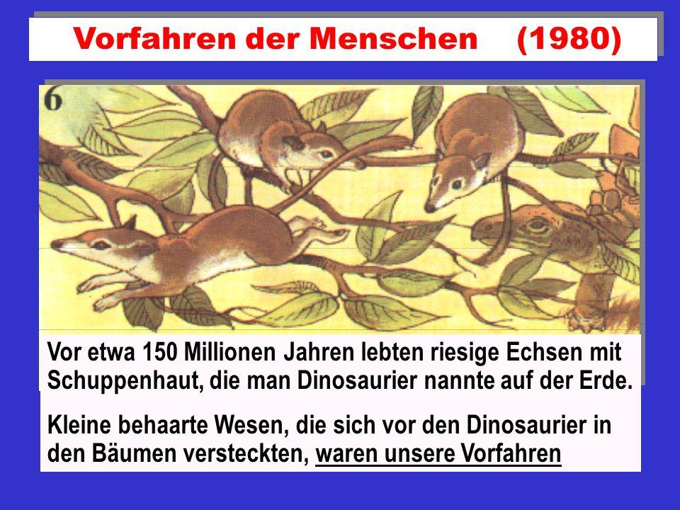 Vom Frosch zum Menschen Erste Illustration veröffentlicht im Jahre 1829 Autor unbekannt!