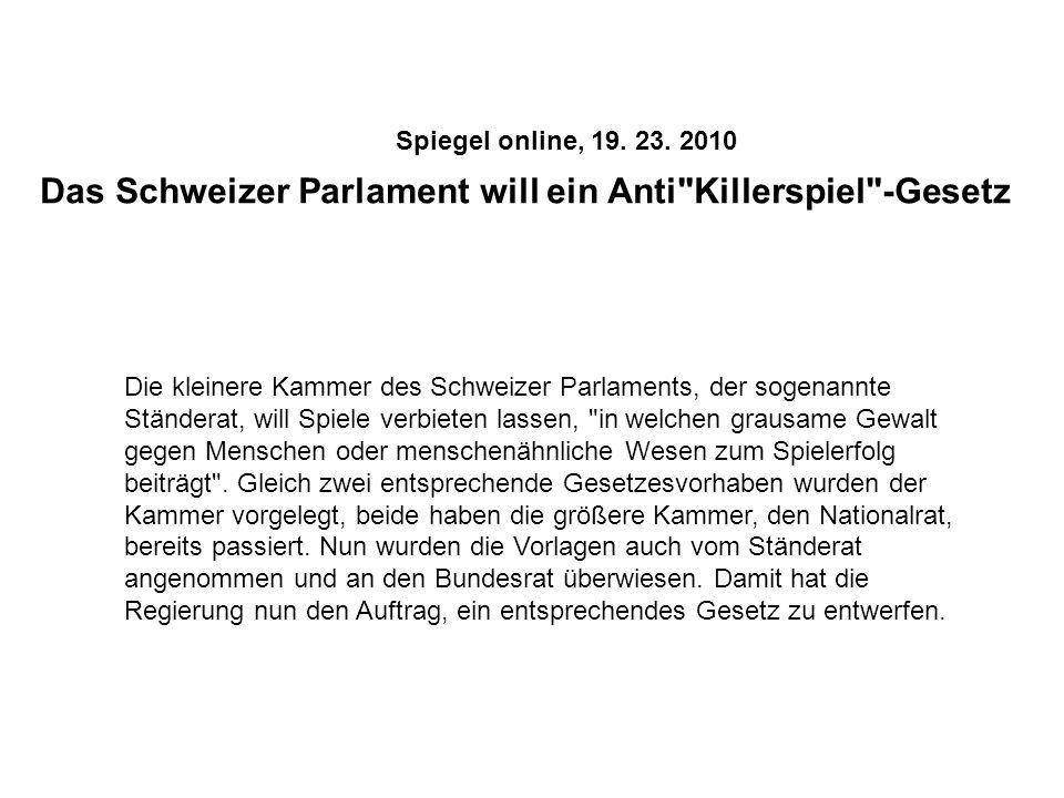 Spiegel online, 19. 23.