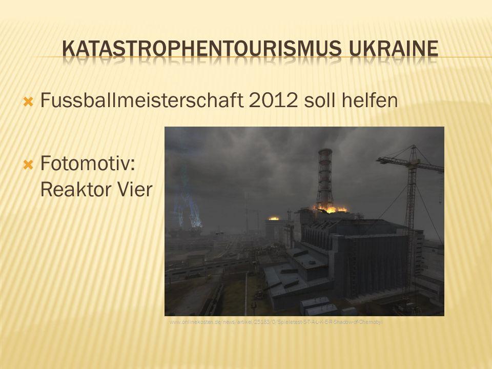 Fussballmeisterschaft 2012 soll helfen Fotomotiv: Reaktor Vier www.onlinekosten.de/news/artikel/25163/0/Spieletest-S-T-A-L-K-E-R-Shadow-of-Chernobyl