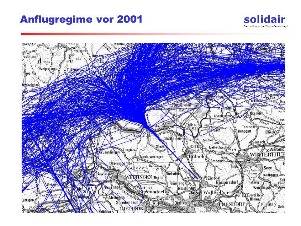 solidair Das solidarische Flughafenkonzept Anflugregime vor 2001