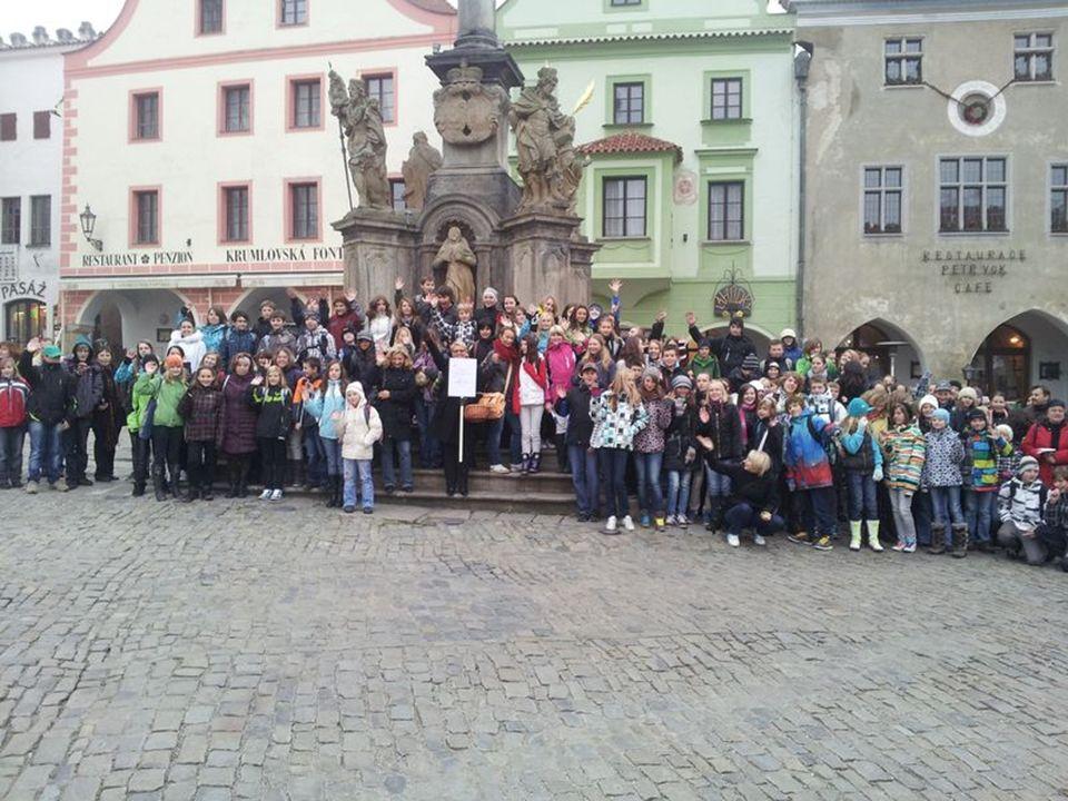 Foto Deti UNESCO 2012 Město Český Krumlov a Českokrumlovský rozvojový fond s.r.o. (2012)