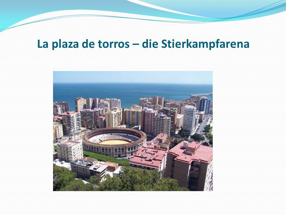 Internetadressen http://www.cervantes.to/german http://www.bbs-cux.de/malaga.htm - Schülerberichte aus den vergangenen Jahren Weitere Infos unter: http://www.malaga.es/provincia/ http://www.andalucia.org http://www.malagaweb.com/deutsch/index.php http://www.costanachrichten.com/content/blogcategory/45/102/ http://www.malagainformation.com/german/monuments.html