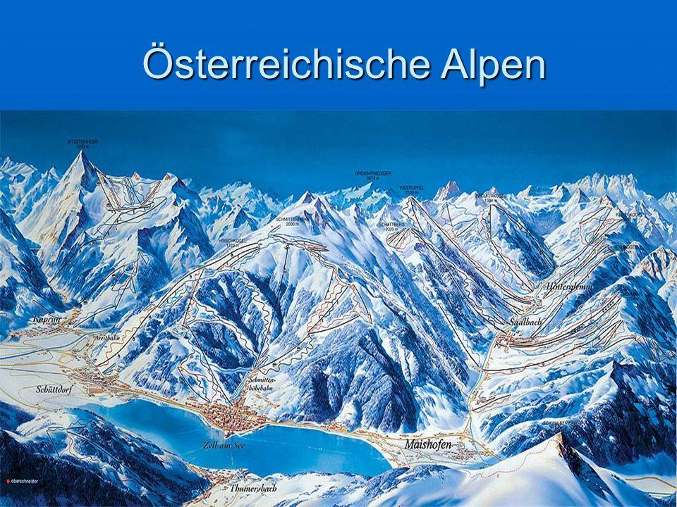 Österreichische Alpen Österreichische Alpen