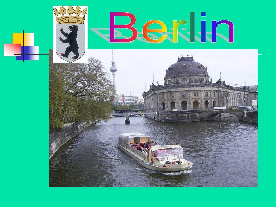 Berlin Berlin ist eine alte Stadt.Sie ist etwa 750(siebenhundertfünfzig) Jahre alt.