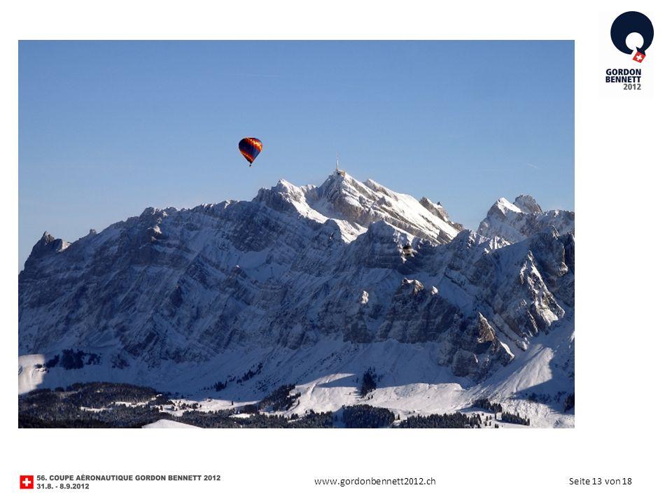 Seite 13 von 18www.gordonbennett2012.ch