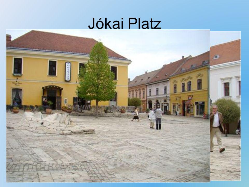 Jókai Platz