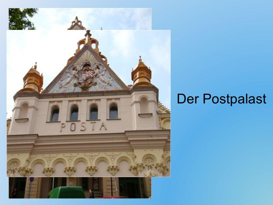 Der Postpalast