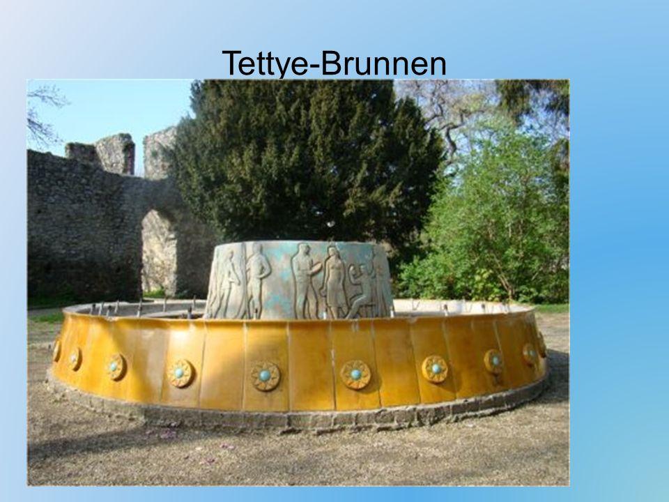 Tettye-Brunnen