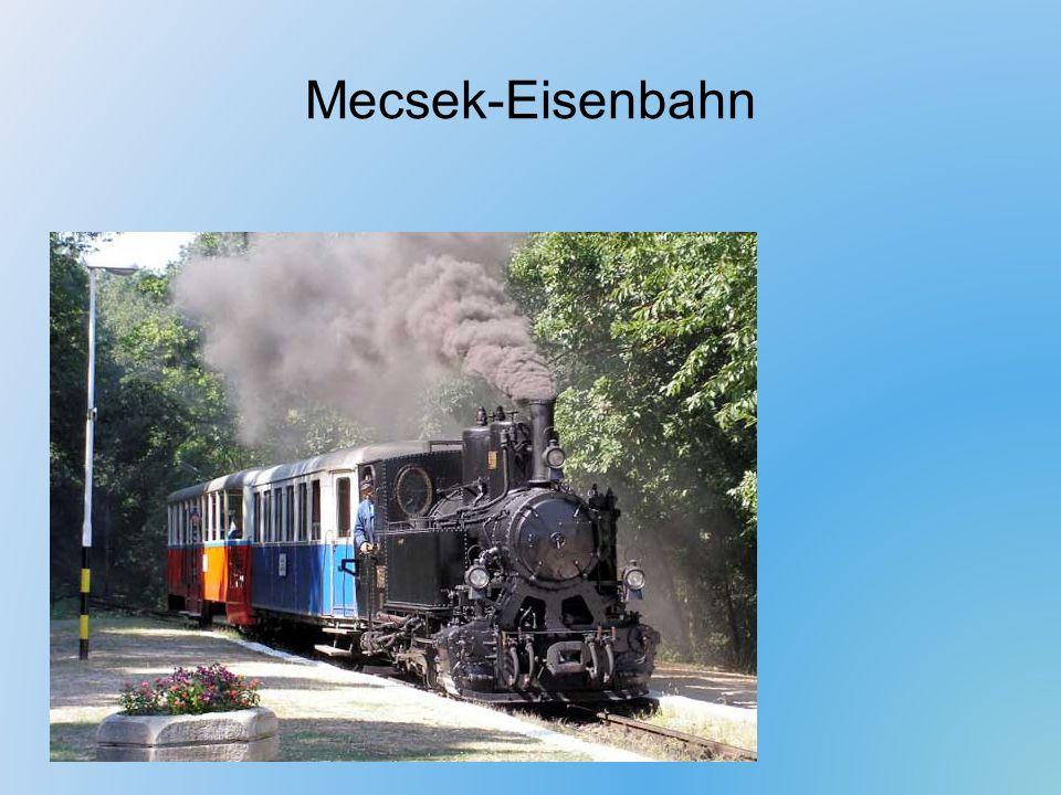 Mecsek-Eisenbahn