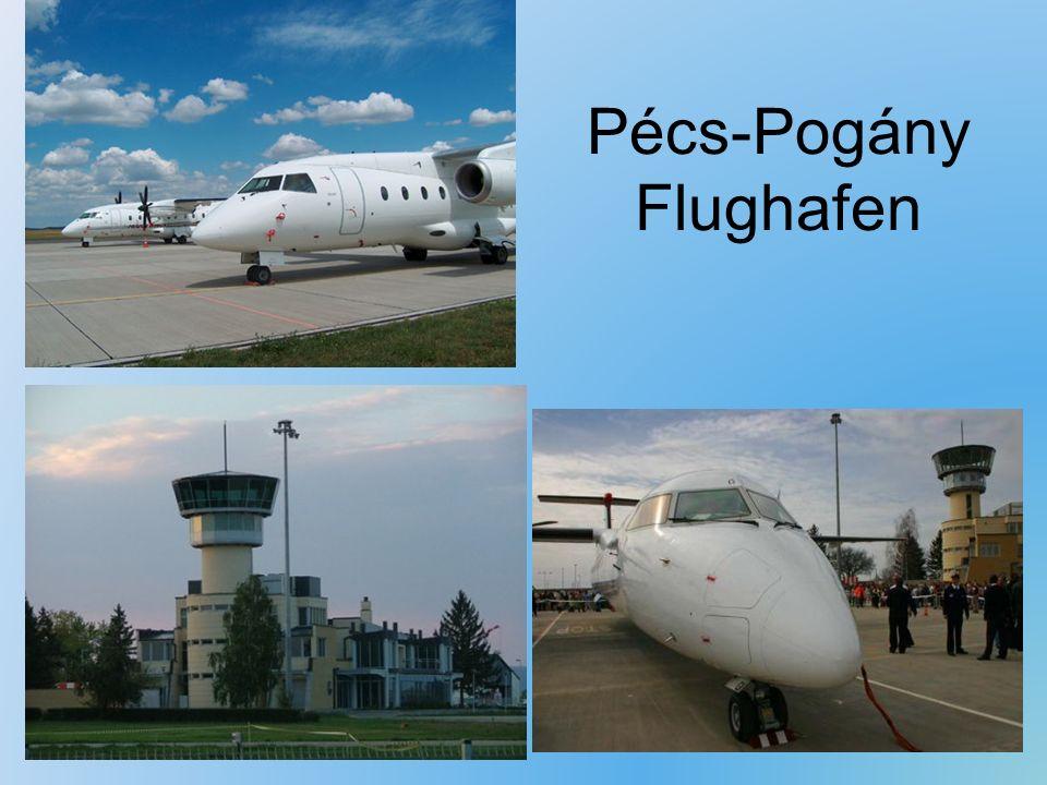 Pécs-Pogány Flughafen