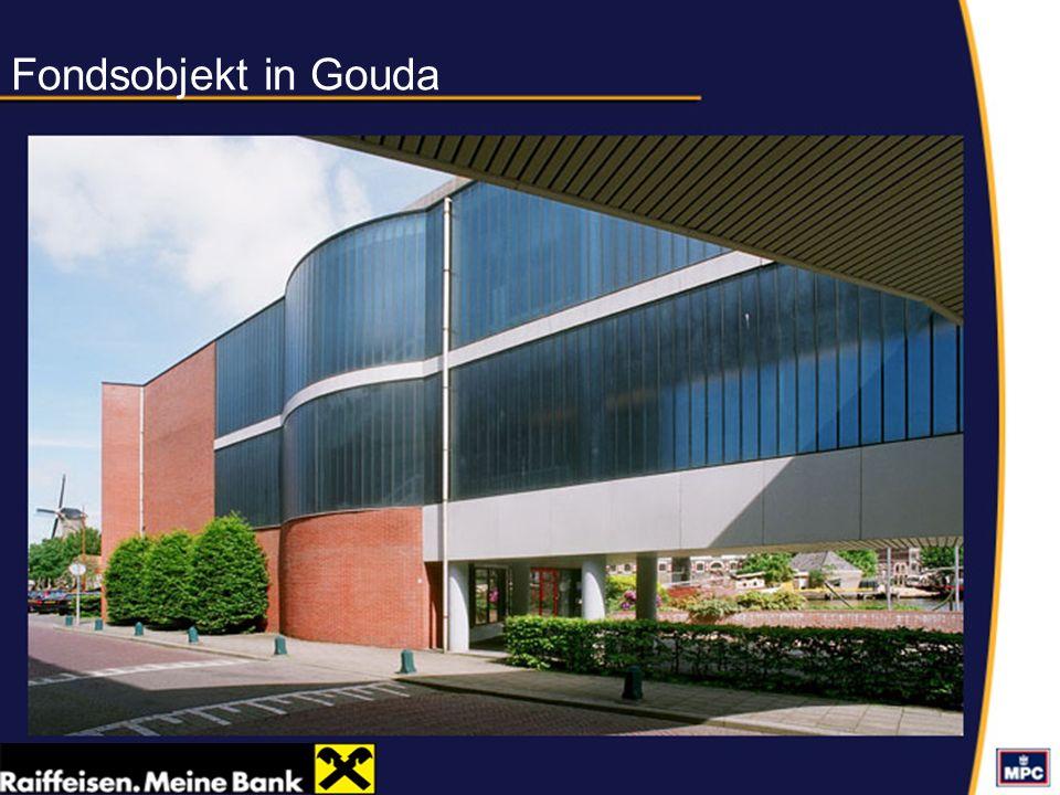 Fondsobjekt in Gouda