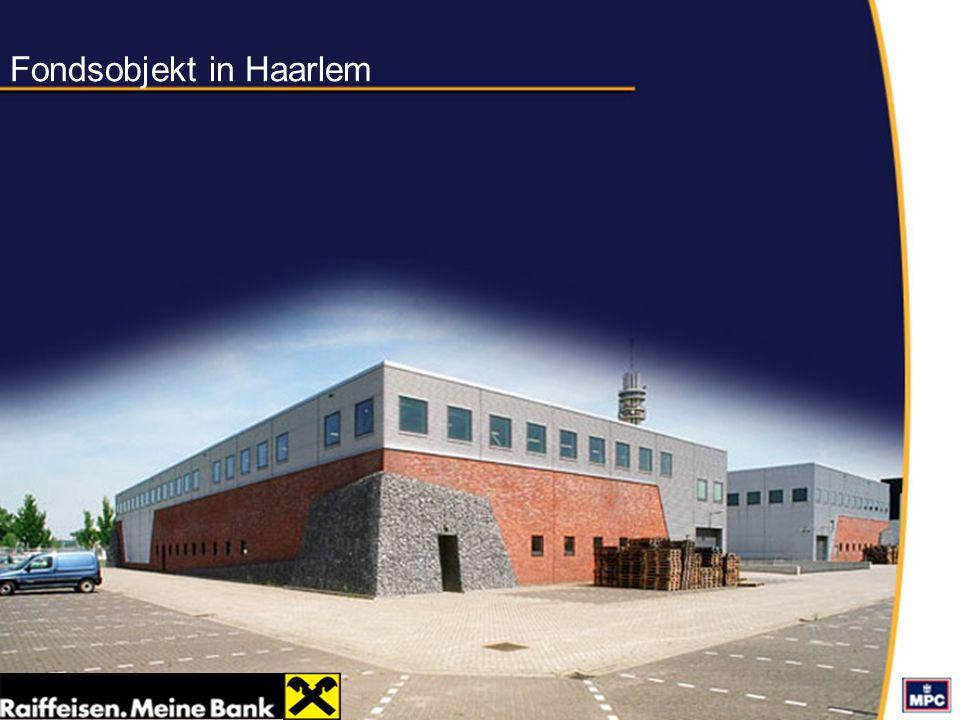 Fondsobjekt in Haarlem