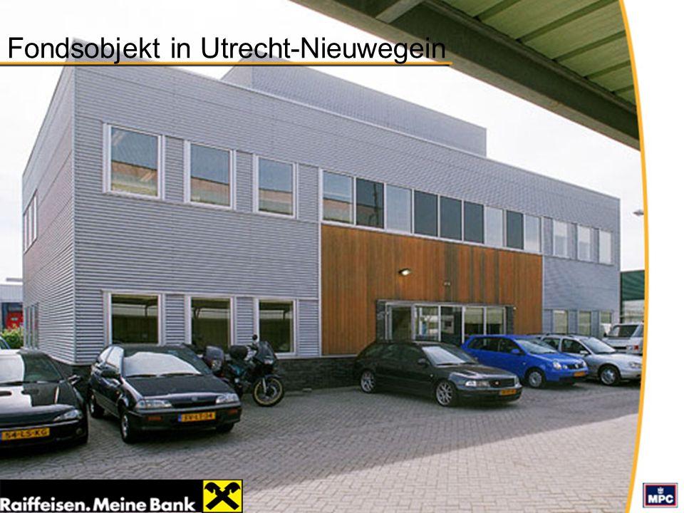 Fondsobjekt in Utrecht-Nieuwegein