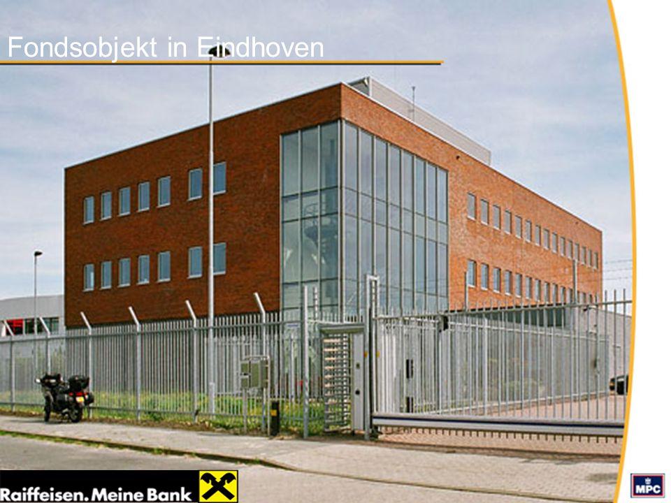Fondsobjekt in Eindhoven