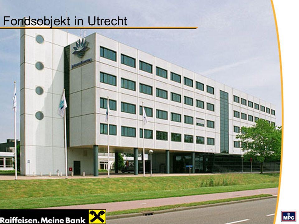 Fondsobjekt in Utrecht