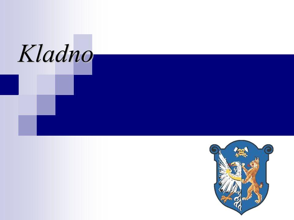 Unsere Stadt Kladno Die erste urkundliche Erwähnung über Kladno stammt aus dem Jahre 1318.