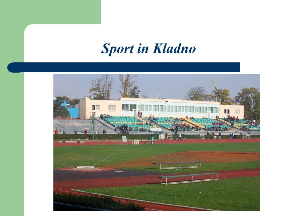 Sport in Kladno