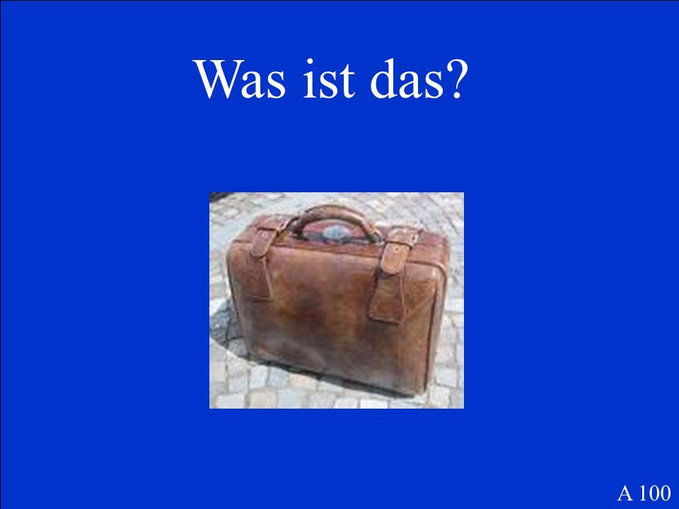 100 200 300 400 500 GepäckWas fehlt?Was passt?Vokabeln mit Clue Gern und lieber..