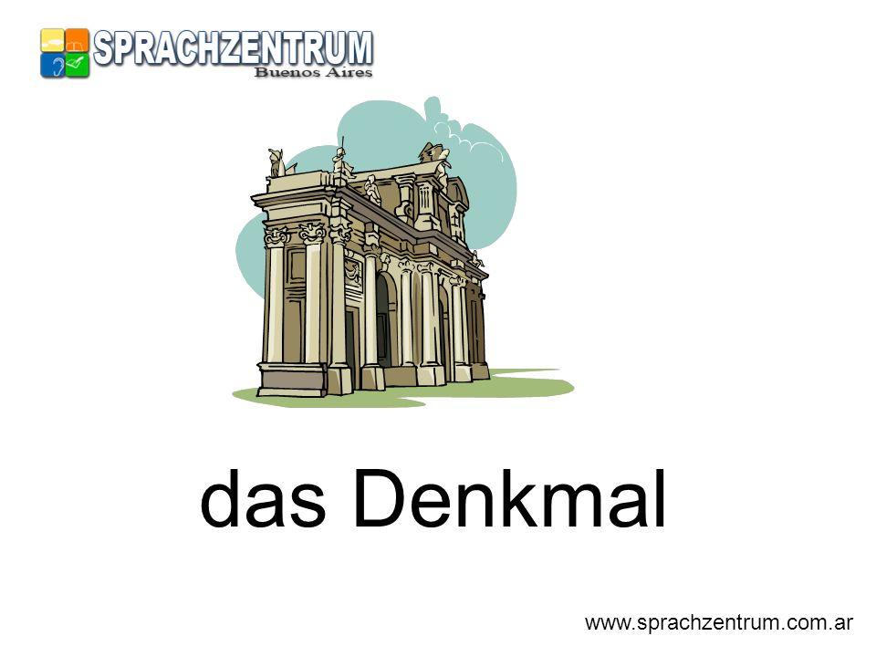 das Denkmal www.sprachzentrum.com.ar