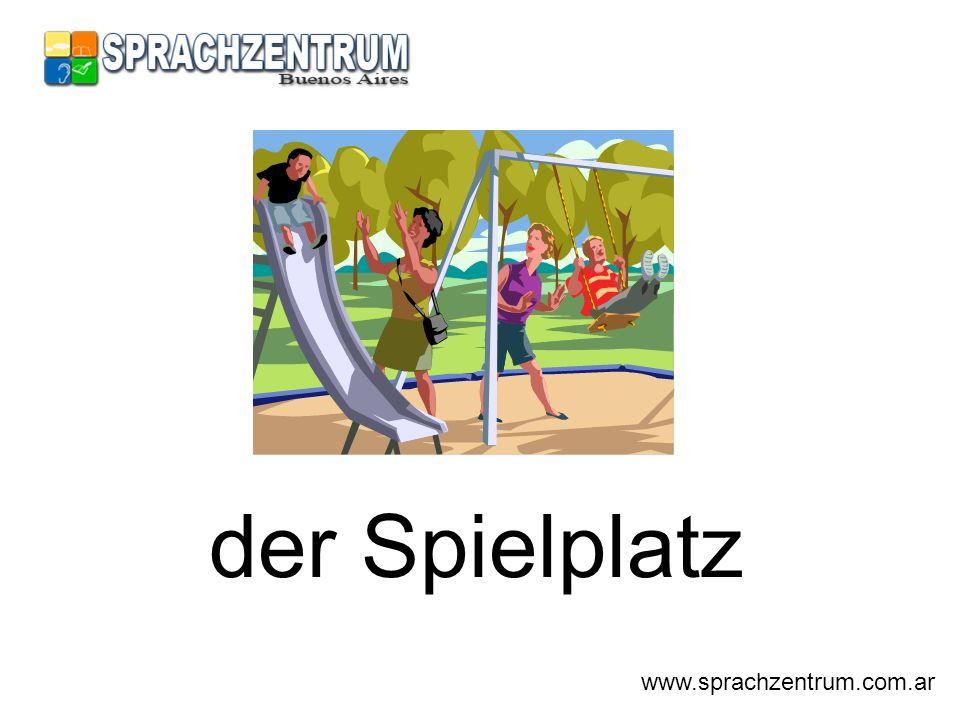der Spielplatz www.sprachzentrum.com.ar