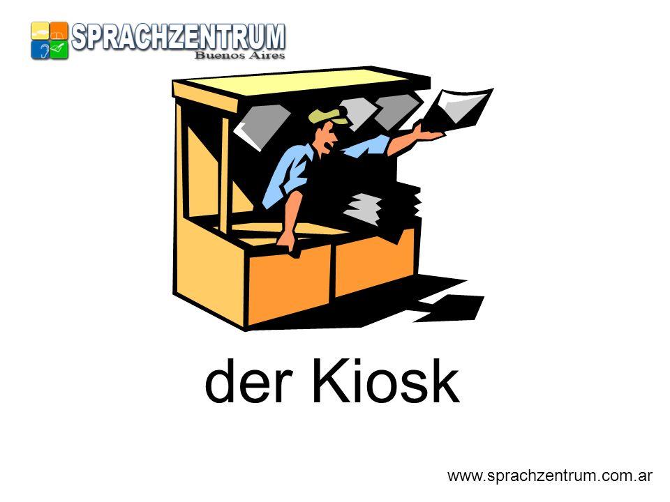 der Kiosk www.sprachzentrum.com.ar