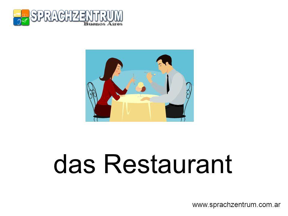 das Restaurant www.sprachzentrum.com.ar