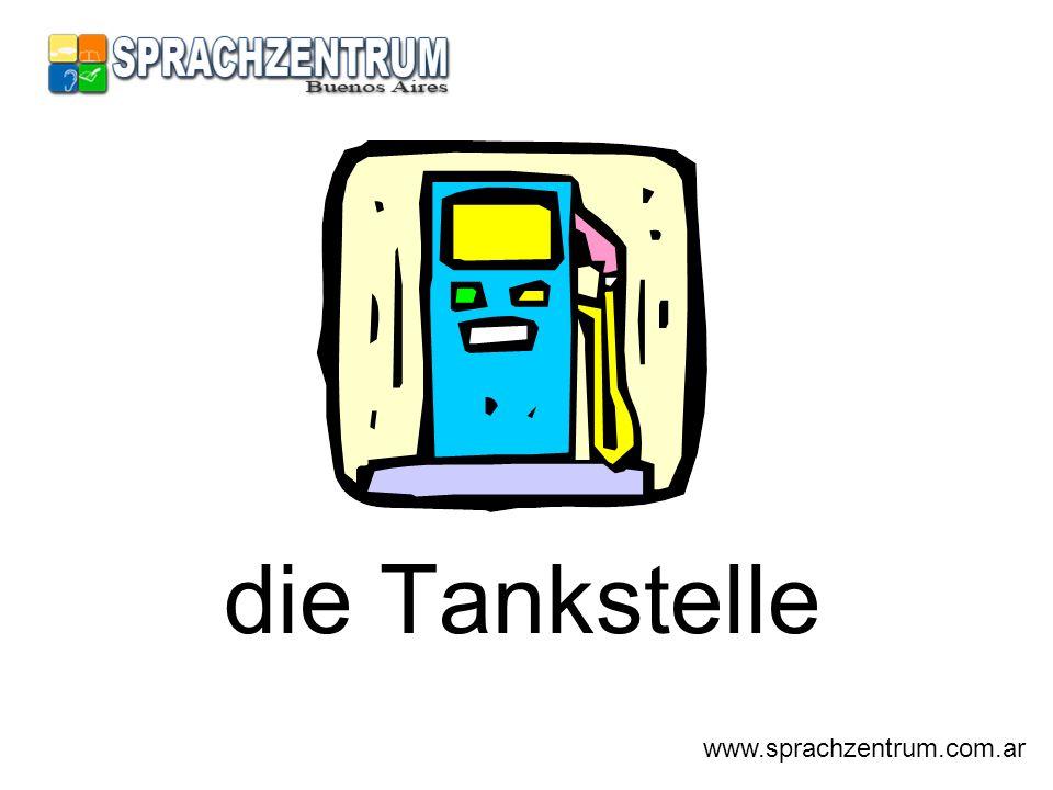 die Tankstelle www.sprachzentrum.com.ar