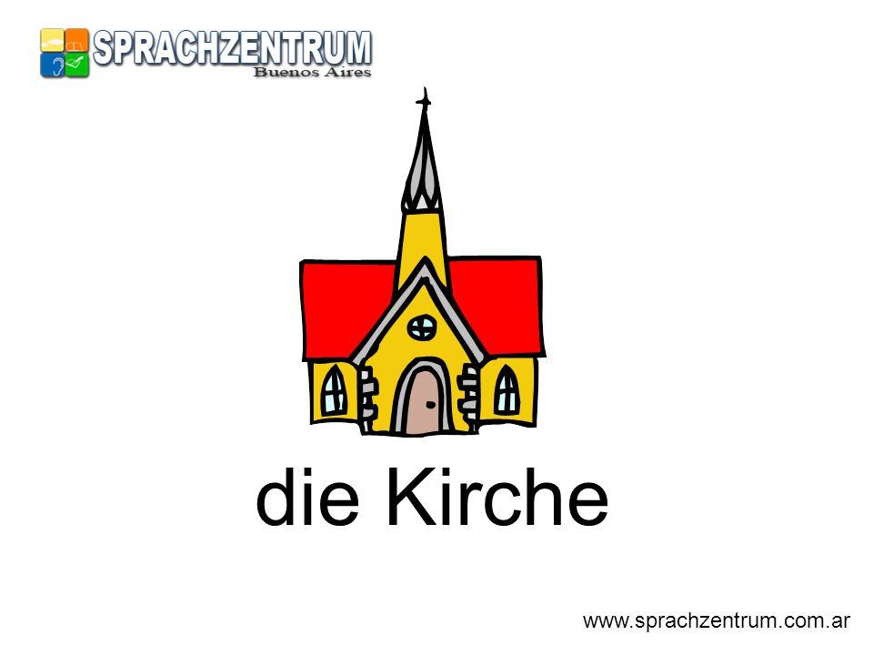 die Kirche www.sprachzentrum.com.ar