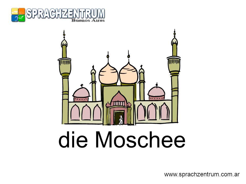 die Moschee www.sprachzentrum.com.ar