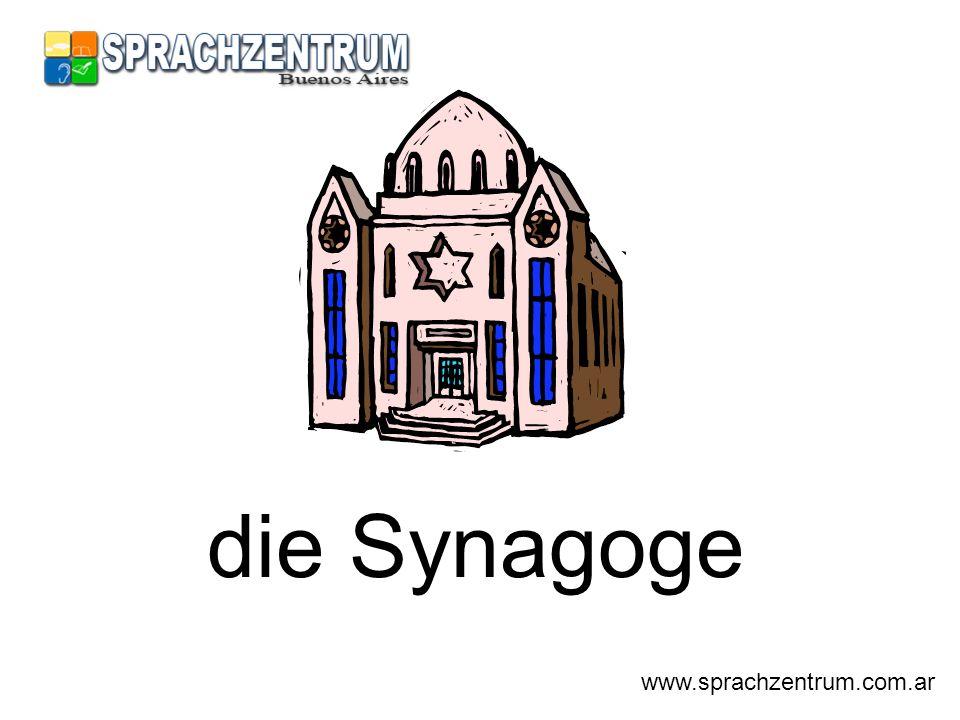 die Synagoge www.sprachzentrum.com.ar
