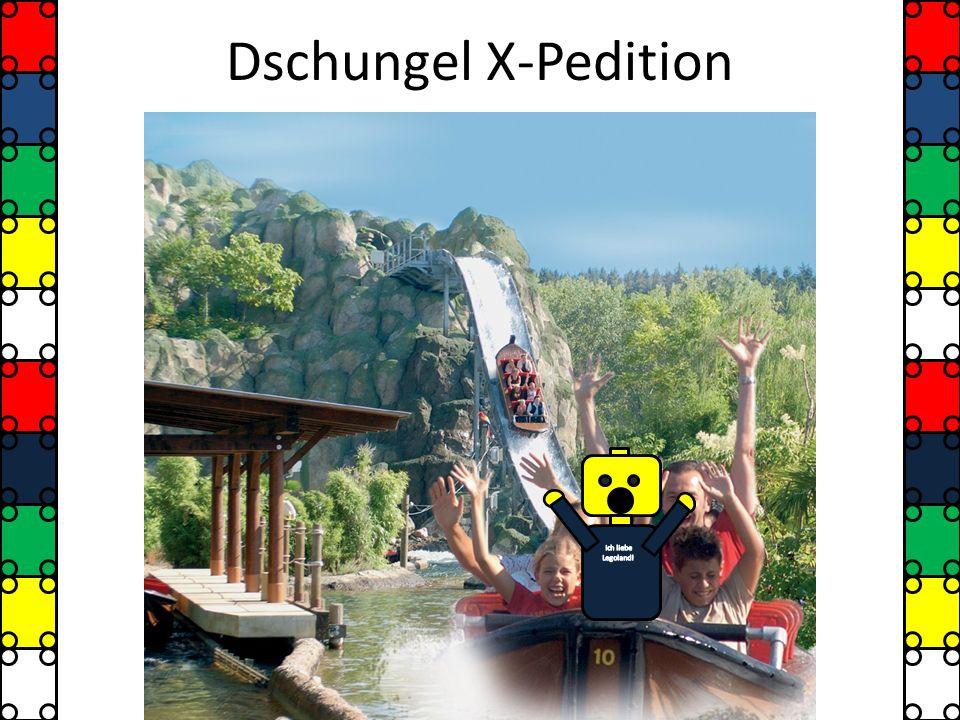 Dschungel X-Pedition