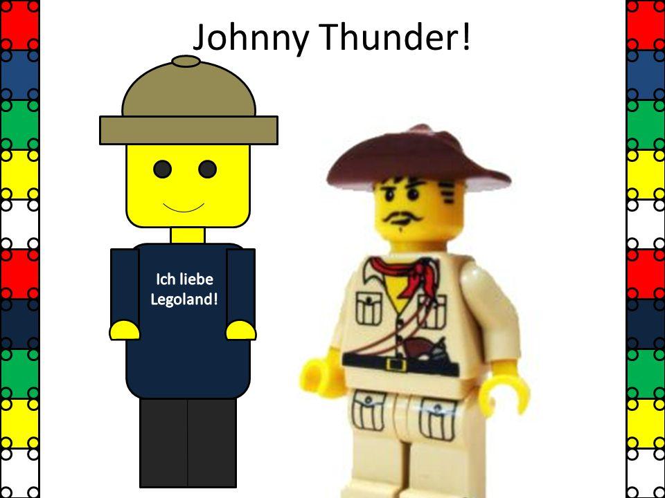 Johnny Thunder!