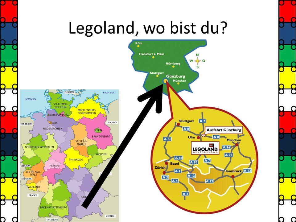 Legoland, wo bist du?