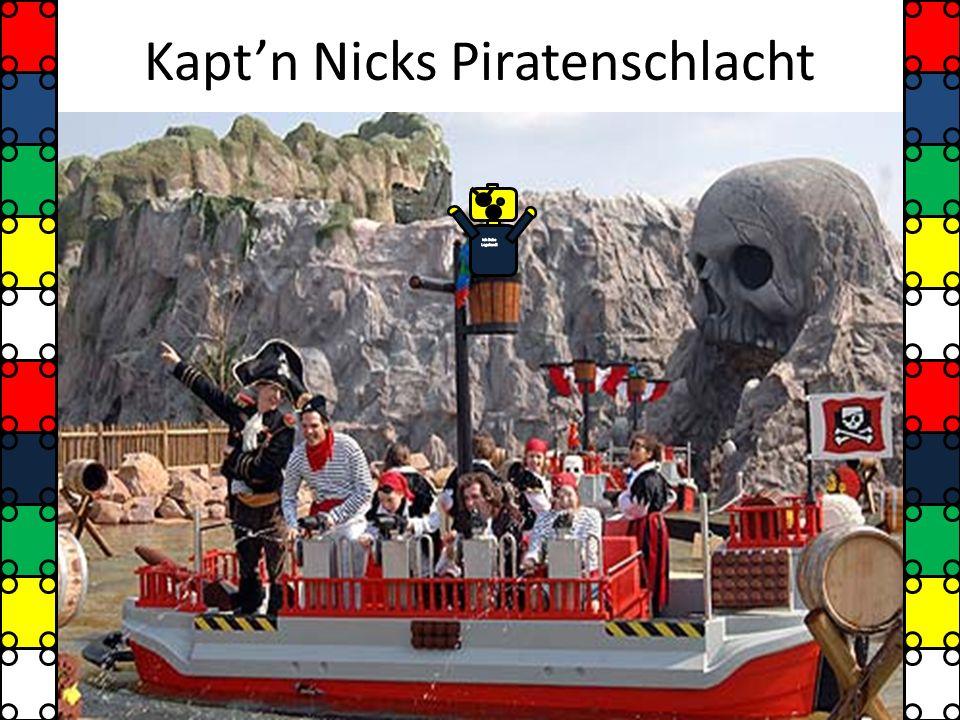 Kaptn Nicks Piratenschlacht